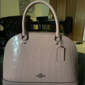 Pink Coach purse